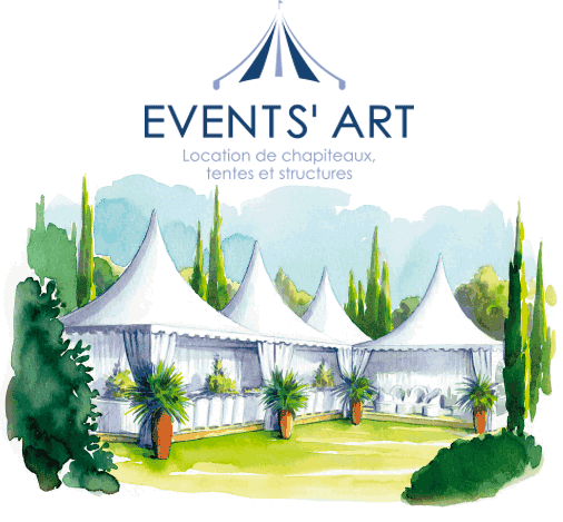 Events Art - locations de tentes